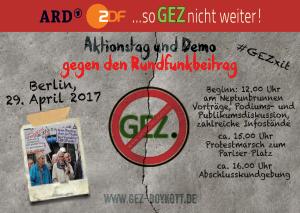 GEZxit Berlin 2017